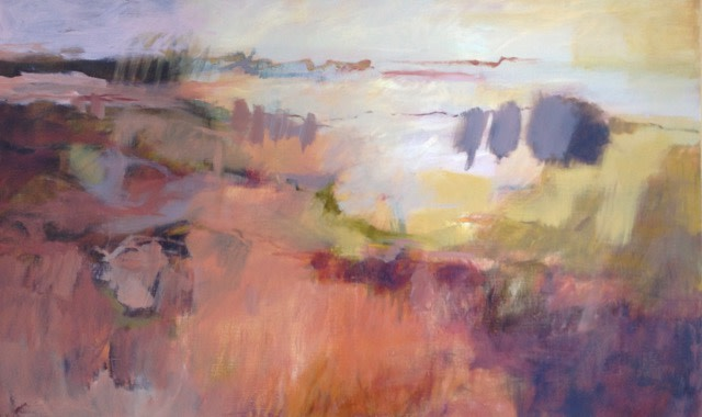 Margaret Devitt, Three Trees (London Gallery)