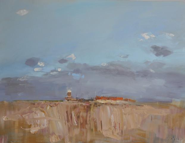 Cley Mill, Norfolk (London Gallery)