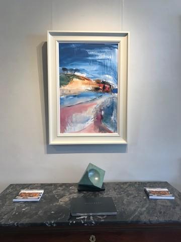 Budleigh Cliffs (London Gallery)