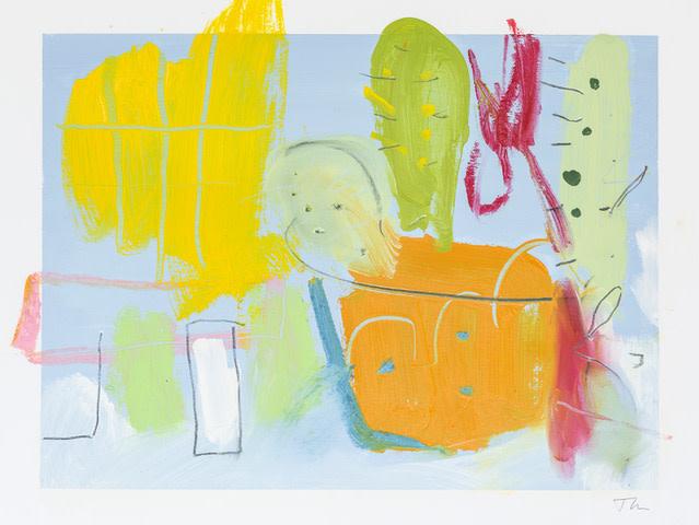 Jane Martin, Cacti Series II (Hungerford Gallery)