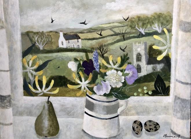 Sarah Bowman, Summer Haze (London Gallery)