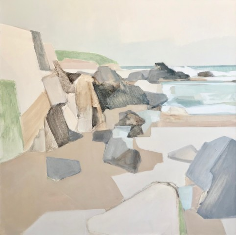 Myles Oxenford, Bamaluz, St. Ives (London Gallery)