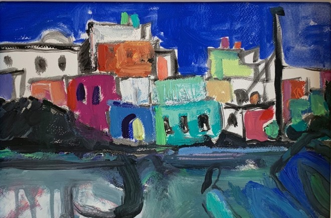 Annie Field, Muscat (Hungerford Gallery)