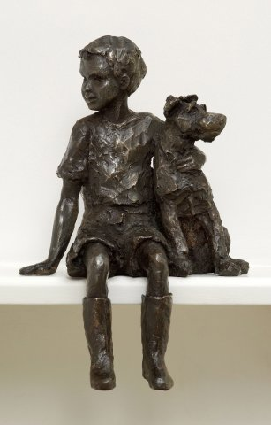 Rosemary Cook, Companions - Boy and Dog