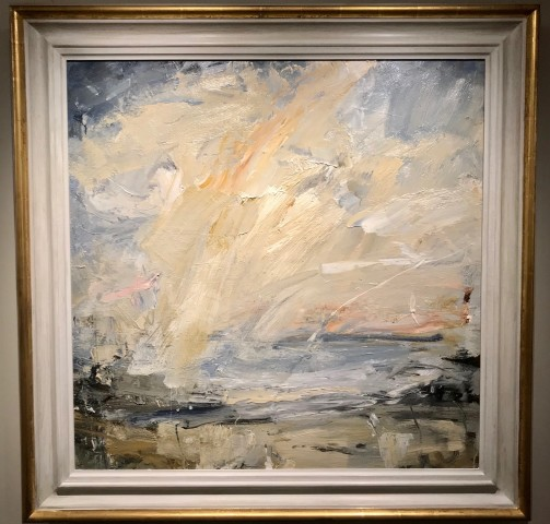 Louise Balaam, Colonsay, Sudden Brightness (Hungerford Gallery)