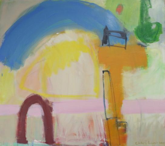 Chloë Lamb, Station (Hungerford Gallery)