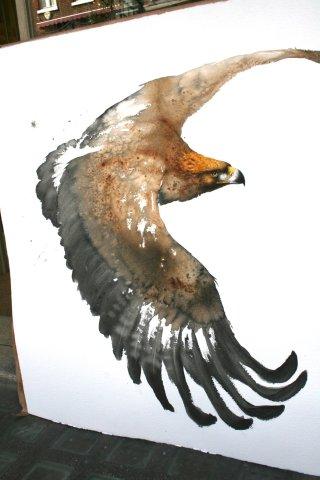 Karl Martens, Golden Eagle (London Gallery)