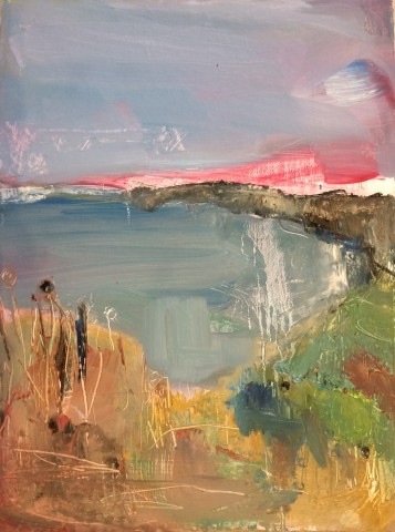 Jo Vollers, Above Sidmouth