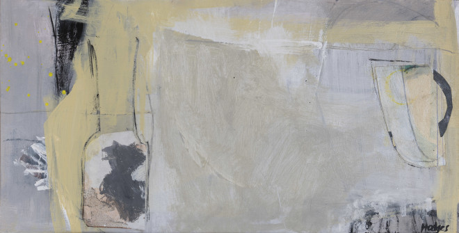 Felice Hodges, Maize on Grey (London Gallery)