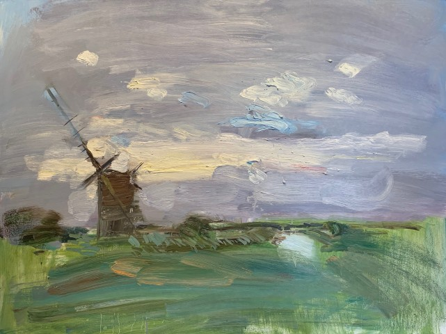 Brograve Mill I (Hungerford Gallery)
