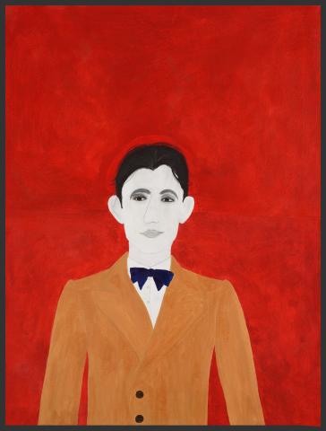 Kate Boxer, Frederico Garcia Lorca (London Gallery)