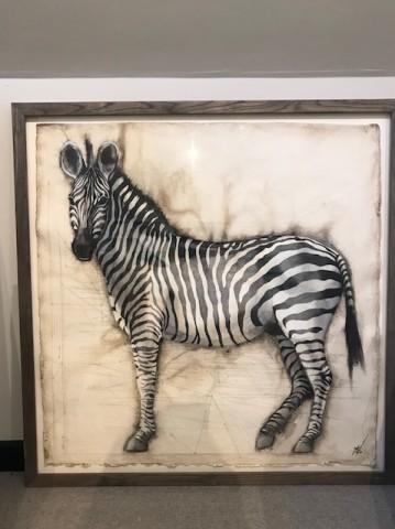 Nikki Stevens, Alzebra V (Hungerford Gallery)