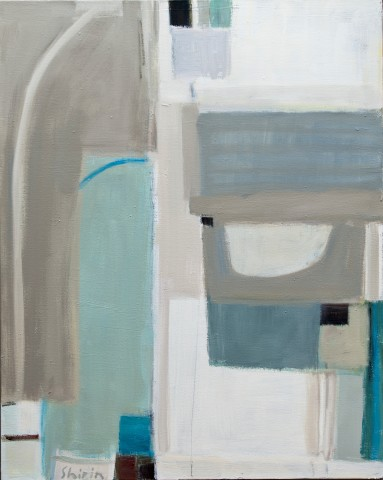 Shirin Tabeshfar Houston, Distance (Hungerford Gallery)