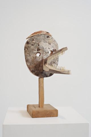 Rick Bartow, Horrible Crow, 2014