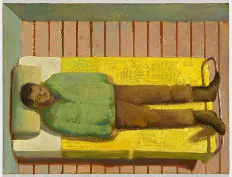 Nat Meade, Here is a Man, 2012