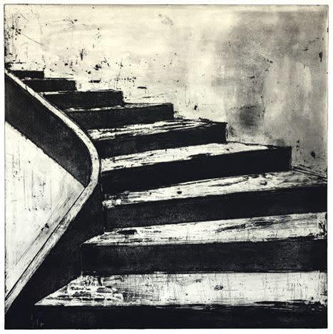Ritsuko Ozeki, Stairs #3, 2014