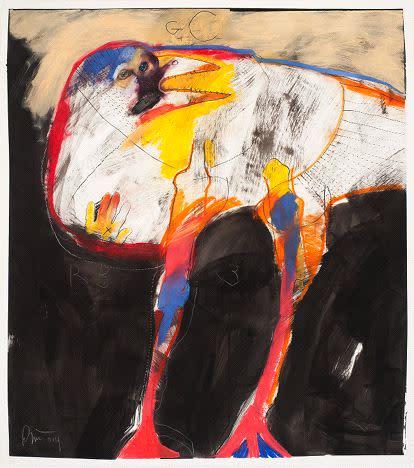 Rick Bartow, GC 3, 2014
