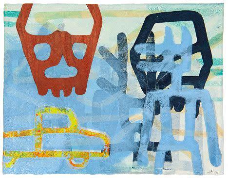 Joe Feddersen, Vignette 13, 2014