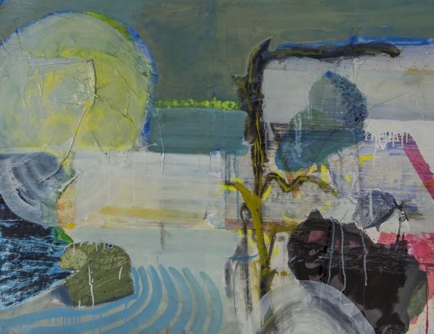 Eamon Colman, The floating world , 2016