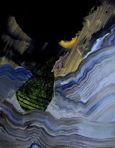 Mary DeVincentis, Moon Reacher , 2020