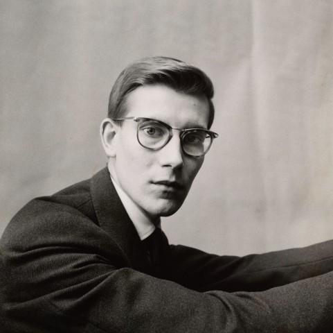 Irving Penn, Yves Saint Laurent, 1957