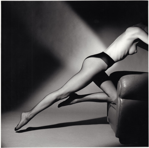 Jeanloup Sieff, Fashion Fogal 2, 1990's