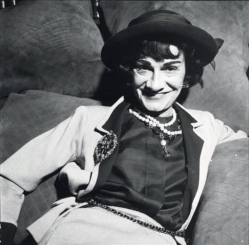 Irving Penn, Coco Chanel, c. 1960