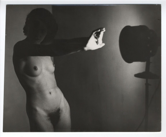 Roger Parry, Nude, c. 1930-39