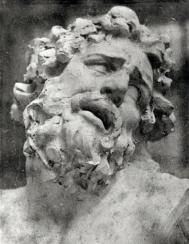 Constantin Brancusi, Study for Laokoon, c. 1920