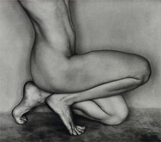 Edward Weston, Bertha, Glendale, 1927
