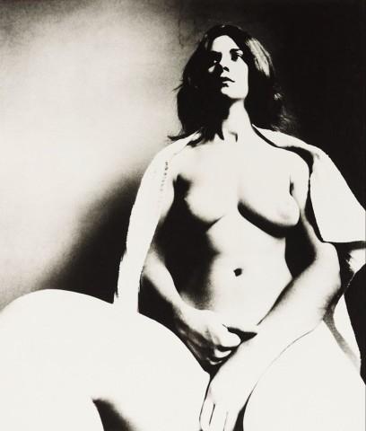 Bill Brandt, Nude, London July, 1956