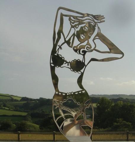 Louise Hunt, Kate torso, 2009