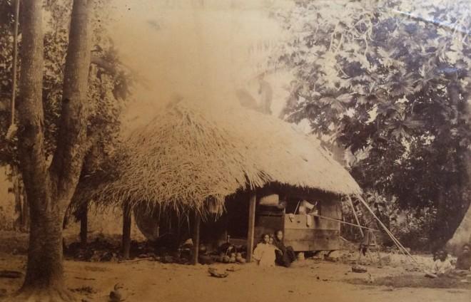 Charles Georges Spitz, Tahiti
