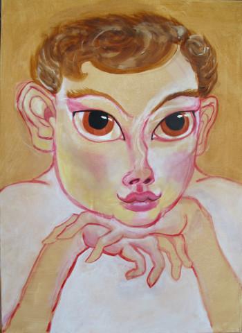 Anna Kazan, Listening, 2018