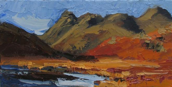 Colin Halliday, Blea Tarn, 2013-14