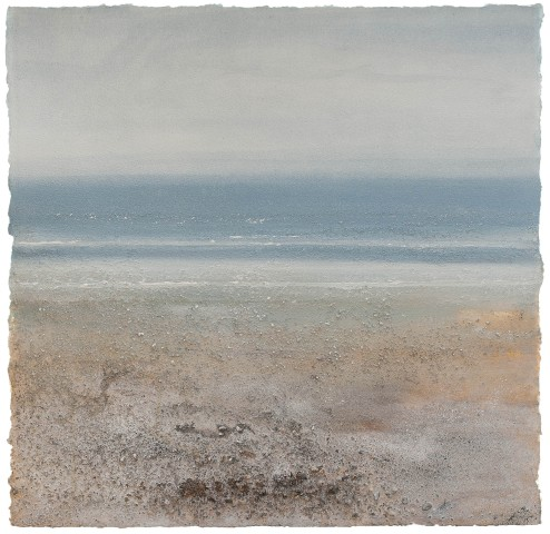 Alex Morton, Early Fistral Walk, 2016