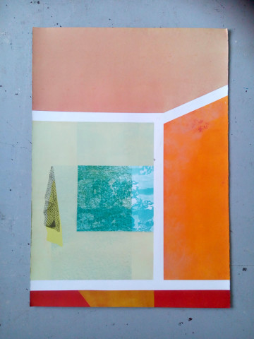 Paul Wardski, Paper towel, 2018