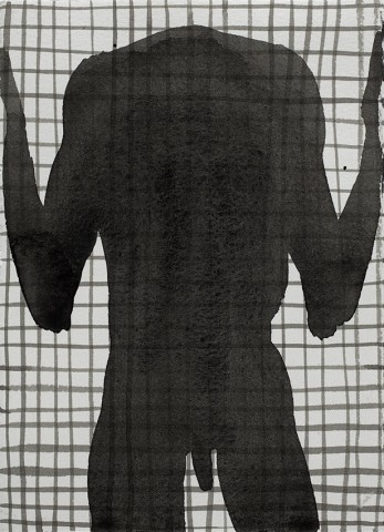 Anthony Gormley, Untitled