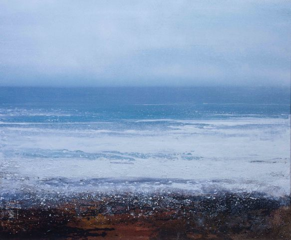 Alex Morton, I Love The Wind and The Waves , 2017