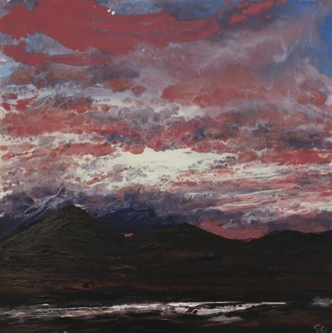 Michael Sole, Sligachan No.3, 2014