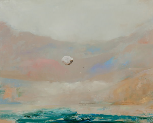 Thomas Frontini, The Sky is Falling #2, 2018