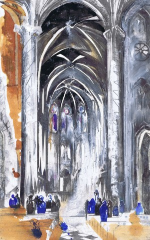 Lily Forwood, Inside Notre Dame de Paris