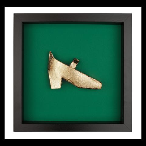 Sylvia Libedinsky, Gold Shoe - Karen