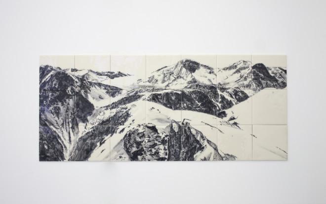 Lauriane Demolliens, 21 Mountains, 2019