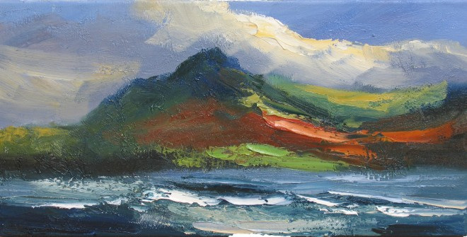 Colin Halliday, Buttermere, 2013-14