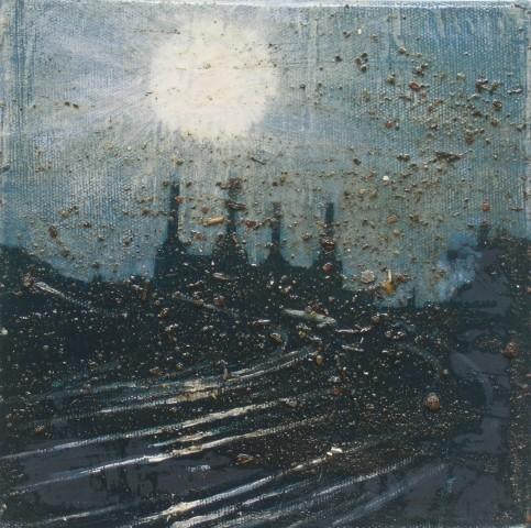 Battersea Power Station (Triptych)