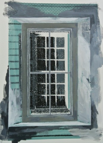 Kyungmin Cho, The Window, 2015