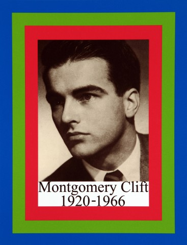 Sir Peter Blake, Montgormery Clift