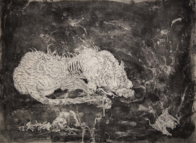Jazz Szu-Ying Chen, Abject of the Night, 2015