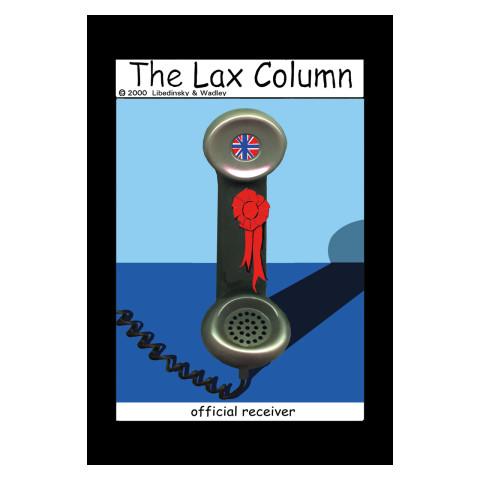 Sylvia Libedinsky, The Lax Column - official receiver
